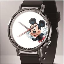 Zegarek damski New Cartoon Children Mickey Watch Fashion stu