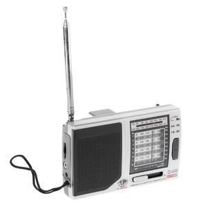 Image 3 - KK 9803 FM/MW/SW1 8 Full 10 Band Hi Sensitivity Radio Receiver With Folding Kickstand