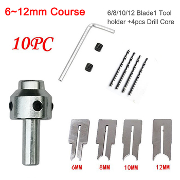 цена на 6mm-25mm Milling Cutter Router Bit Buddha Beads Ball Knife Woodworking Tools Wooden Beads Drill Router Bit New May4