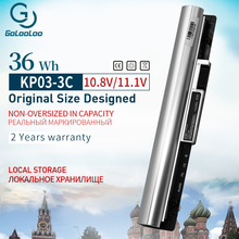 Golooloo 36 Вт · ч KP03 ноутбук Батарея для hp 708459-001 аккумулятор большой емкости HSTNN-IB6T 729759-831 HSTNN-YB5P 729892-001 759916-121 KP03036 760604-001 аккумулятор большой емкости