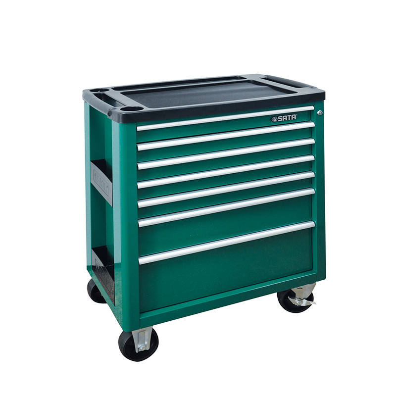 SATA 95207 For Инструм. Trolley (805x490x1000) 7 выдвиж. Trays. 49843