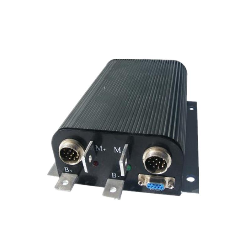 48v 200A 2kw 3kw High current brush dc motor speed controller with Regen 48v dc controller DC48RT200BL