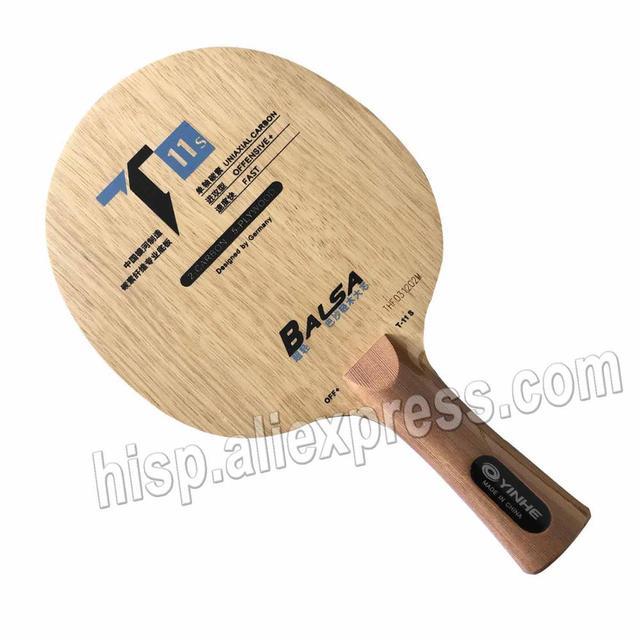 Yinhe Млечный Путь Galaxy t 11 + T 11 + T11 + настольный теннис пинг понг лезвие