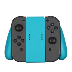 Image 3 - Comfort Grip Handle Bracket For NS Nintend Switch Plastic Holder For Switch Console Support Holder Charger