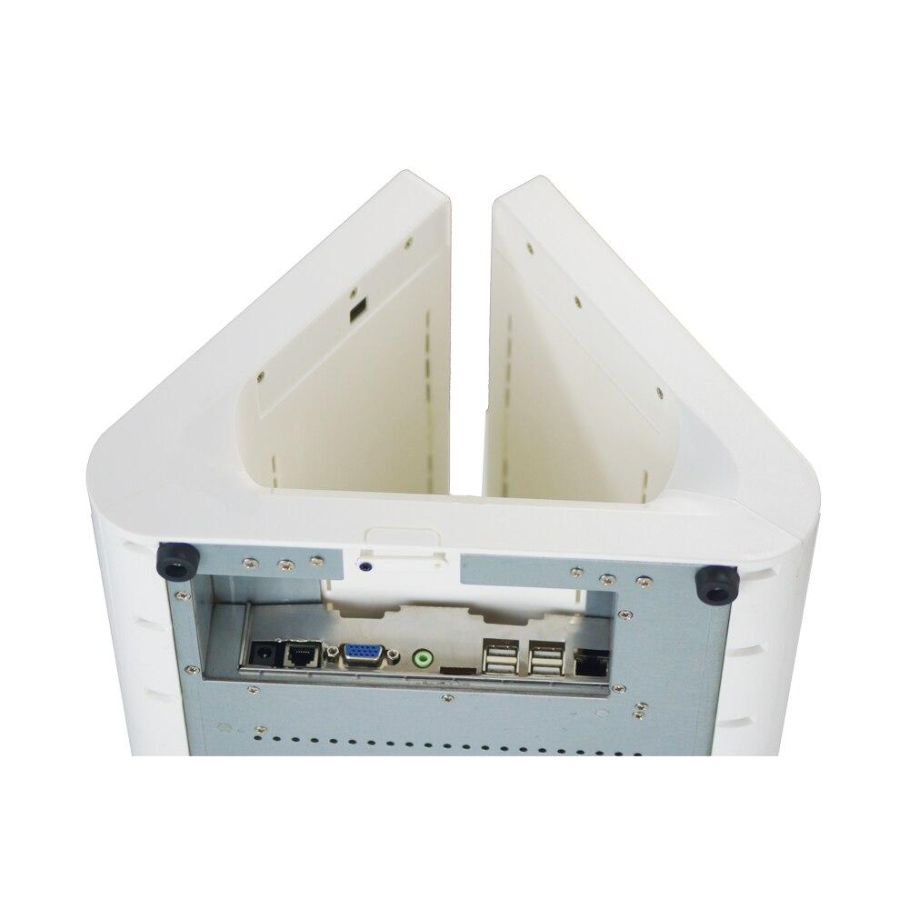 Acessível 12 inch duplo sistema pos caixa registradora toque tudo em uma máquina da posição do computador para o restaurante e a indústria varejo - 5