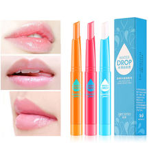 Girl Natural Moisturizing Lip Balm Long-lasting Nourishing Refine Repair Lip Wrinkles for Woman Winter Lip Care Baby Lips TSLM2(China)