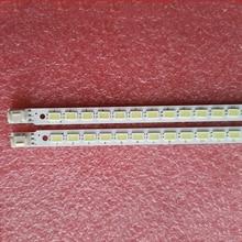 Светодиодный Подсветка полосы 64 светодиодные лампы для Sharp 40