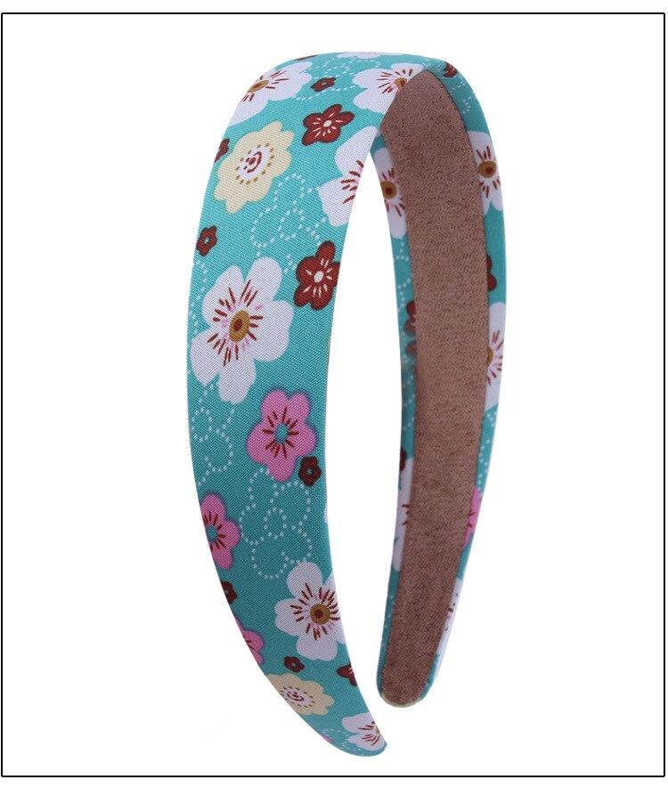artesanais flores cabeça bandas 3cm childen headbands