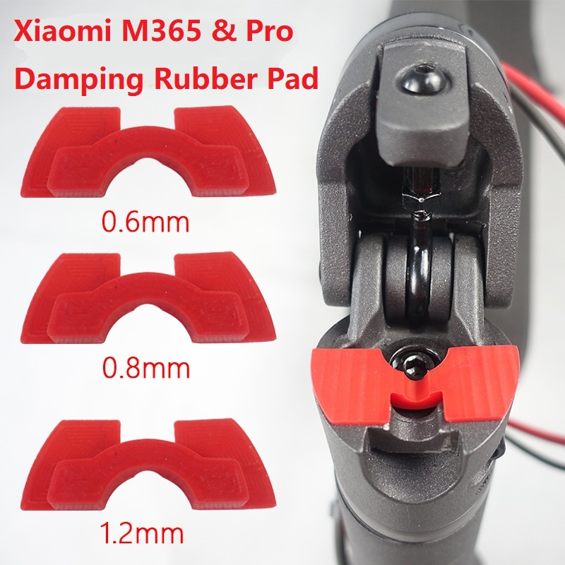 For <font><b>XIAOMI</b></font> <font><b>MIJIA</b></font> <font><b>M365</b></font> <font><b>Electric</b></font> <font><b>Scooter</b></font> Front Fork Shake Reducers Avoid Damping Rubber Pad Folding Cushion For <font><b>Xiaomi</b></font> <font><b>M365</b></font> <font><b>Pro</b></font> image