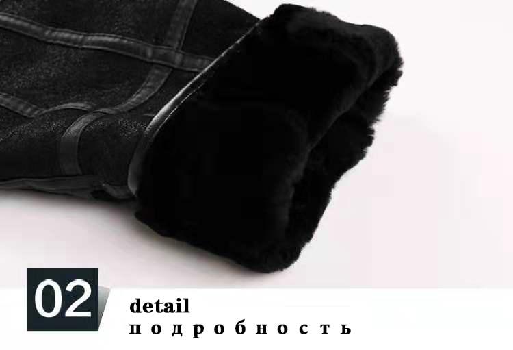 H145f1b2e70664f7ba23592310ae305fd9 2020 new warm men's fur coat plus hat men's 100% real sheepskin coat, men's suit, leather jacket, thick, size custom