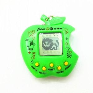 Image 5 - Электронные игрушки для домашних животных, виртуальные компьютерные Домашние животные, игра тамагочи, домашние животные, ЗАБАВНЫЕ РЕТРО 168 домашних животных в машинных играх, детская игра, произвольный цвет