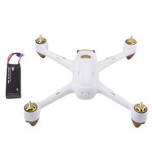 Image 3 - Hubsan H501S X4 Pro 5.8G FPV Camera Comes Standard With Four Axis Positioning GPS Aerial Mode Quadcopter Helicopter RC Drone