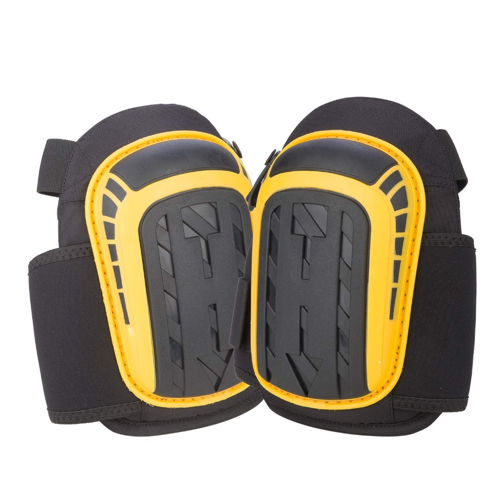 Gel Knee Pads for Gardening and Sports for Professional Heavy Duty Work with High Density EVA Foam Suitable for gardening and Construction Work 8