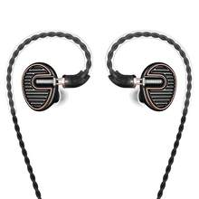 Simgot EN700 Pro In-Ear Monitor Hoofdtelefoon High Fidelity Met Afneembare Kabel Hi-Res Audio Koptelefoon Dynamische Driver voor Telefoons