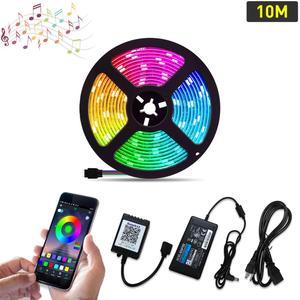 RGB LED Strip Light,24V 10M(32