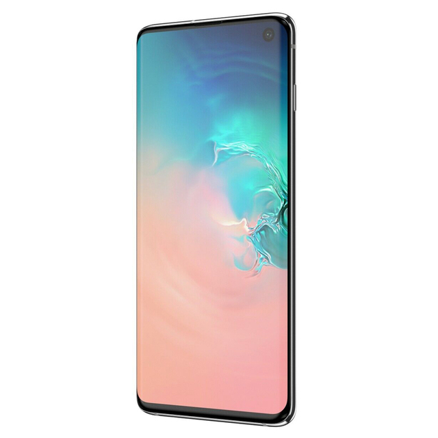 "Samsung Galaxy S10 G973F 8GB&128GB/512GB Global Version Unlocked Mobile Phone Exynos 9820 Octa Core 6.1"" 16MP&Dual 12MP NFC 5"