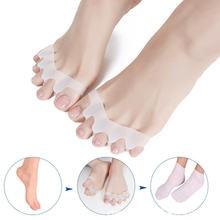 Ортопедический выпрямитель для пальцев ног при вальгусной деформации