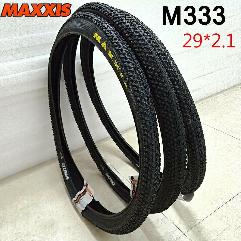 """MAXXIS 1 paire de pneus de vélo M333 29 """"Pneu vtt 29 60TPI VTT Pneu Pneu Pneu haute qualité Superlight neumaticos 29*2.1"""