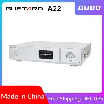 GUSTARD DAC-A22 Balanced decoder Dual AK4499 DAC full decoding