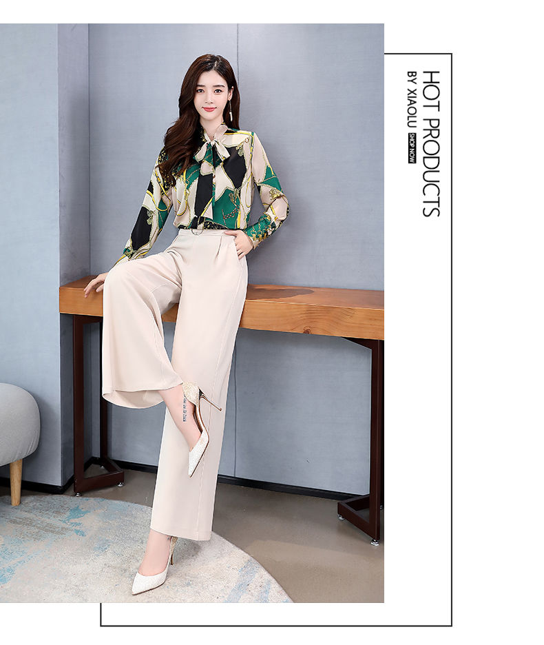 H1460b43760d34d02a81fc4d1d37c0654m - Summer Two Piece Set OL Women Sets Plus Size Two Piece Set Top And Pants Wide Leg Pants Woman Tracksuit /outfit/suit/Set 2 Piece