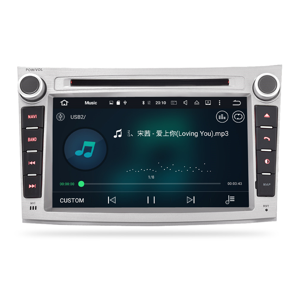 2013 radio Subaru For 17