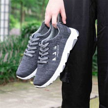 Mesh Shoes Sneakers Casual Shoes For Men Breathable Fashion Male Shoes High Quality Autumn Lace-up Footwear Zapatos Hombre цена