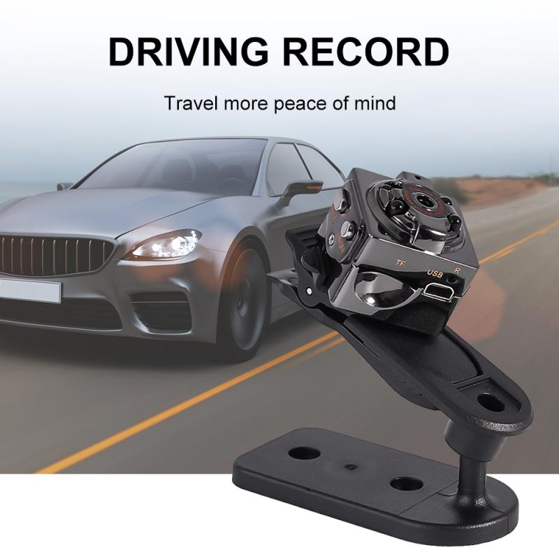 Mini Camera Recorders Night-Vision-Device Home-Security 720P Cam-Monitor Concealed