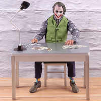 The Joker Batman The Dark Knight PVC Collectible Action Figure 1/6th Scale Model Toy Hot Toys Joker 20 DX11