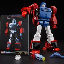 New Transformation Toy X-TRANSBOTS MM-VI Boost Toon Ver.Figure In Stock