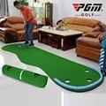 PGM Golf mettre tapis Golf Putter formateur vert Putter gazon artificiel tapis professionnel Golf entraînement aides D0894
