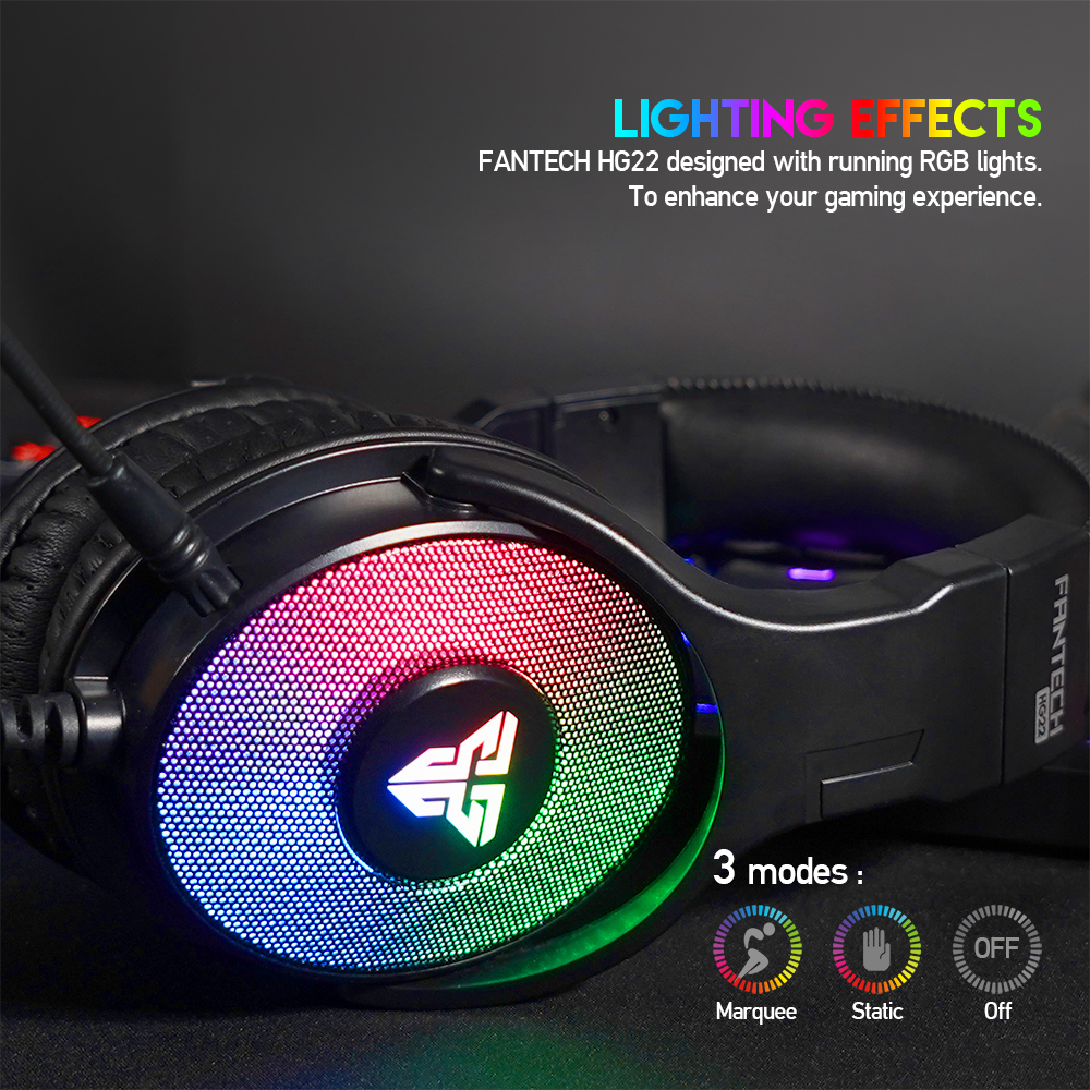Fantech HG22 Fusion Headphone 6