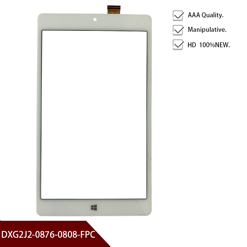 Free Shipping Original 8'' Inch Touch Screen,New For DXG2J2-0876-0808-FPC Touch Panel,Tablet PC Touch Panel