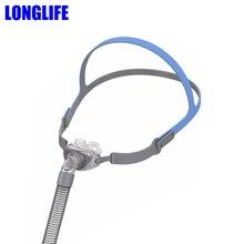 قناع لونجلايف P2 للوسادات الأنفية واجهة CPAP للوسادة CPAP Auto CPAP APAP BiPAP مع S/M/L ثلاثة أحجام مواد mediacl