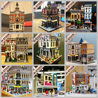 Creator Street View Expert Building Blocks 15001 15002 15003 15004 15005 15006 15007 15008 15009 15010 15011 15019 15037 15042