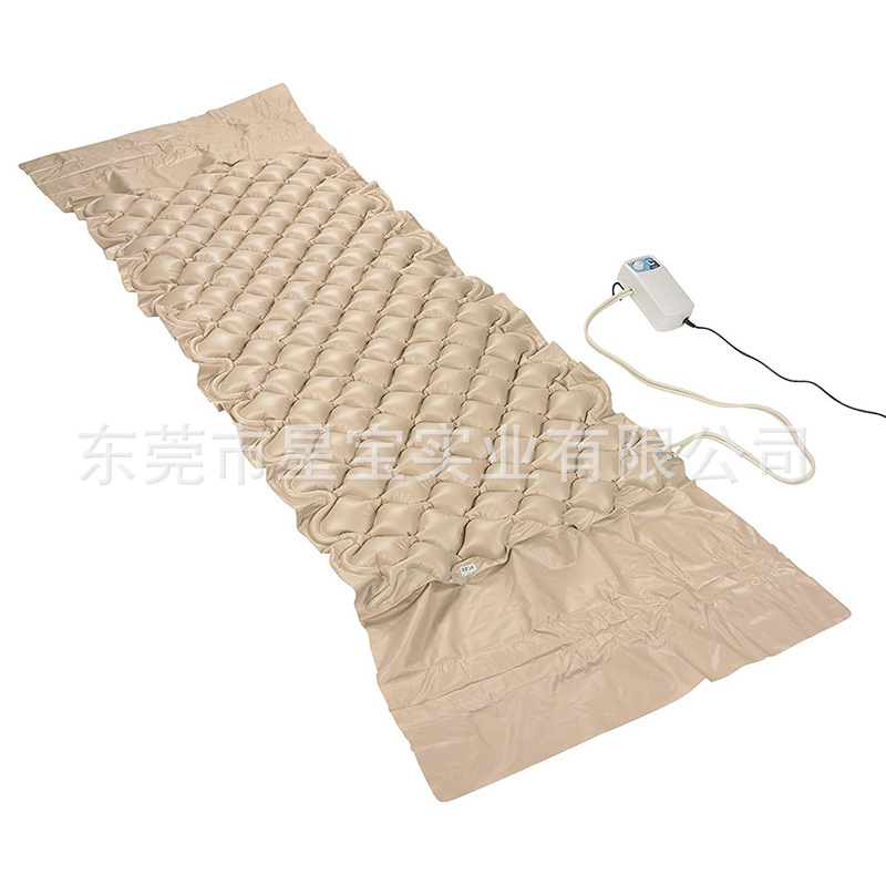 Charge Air Mattress Environmentally Friendly PVC Pressure Sore Prevention Air Cushion Mattress Medical Care Inflatable Mattress