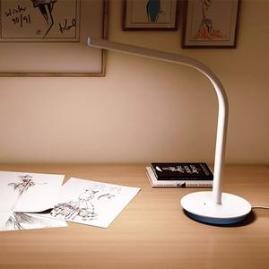Image 4 - Xiaomi lámpara de mesa inteligente Mijia PHILIPS, lámpara de mesa inteligente con Control por aplicación, 4 escenas de iluminación, xiaomi