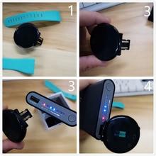 Smart Watch Sleep Monitoring Fitness Tracker Waterproof