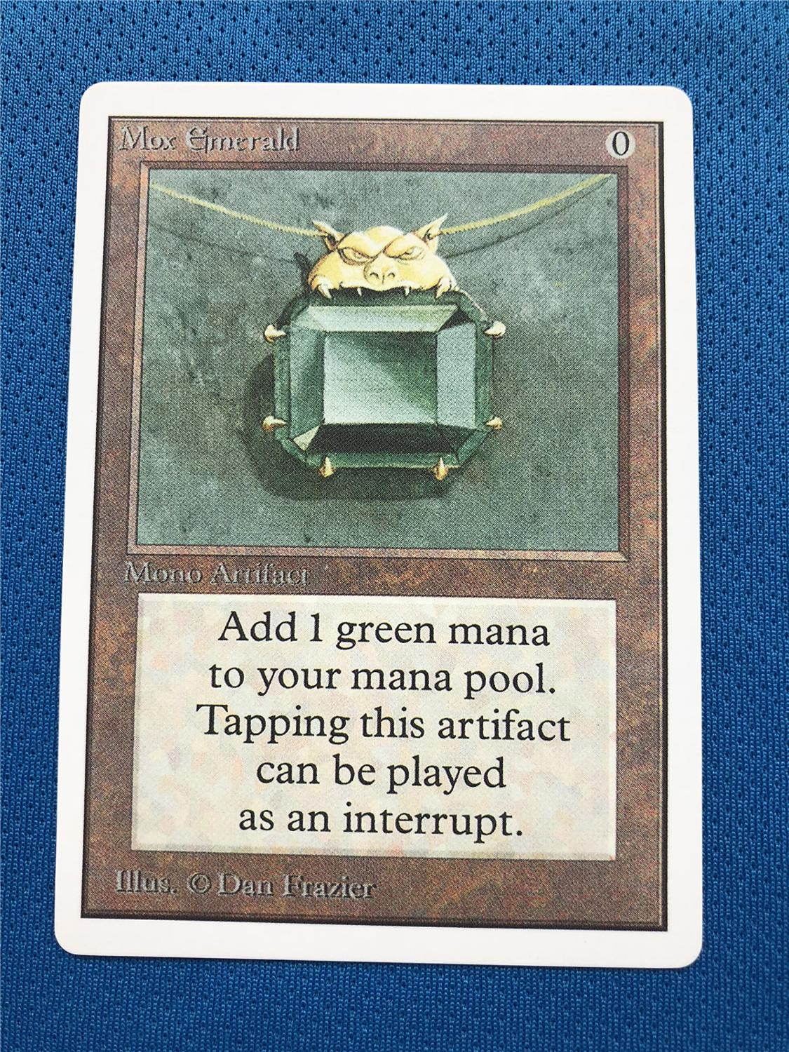 Mox Emerald Unlimited Magician ProxyKing 8.0 VIP The Proxy Cards To Gathering Every Single Mg Card.