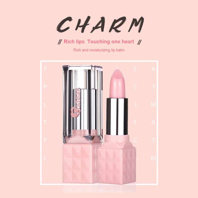 Lippenbalsem Anti-Drogen Hydraterende Lichter Fijne Lijnen Fleuren Huidskleur Lippenbalsem Hydrating Lip Crème Maquiagem * u