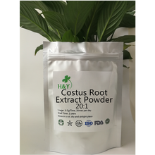 цена на 150-1000g Free Shipping Top Quality Radix Aucklandiae Extract Costus Root Powder 20:1In Stock