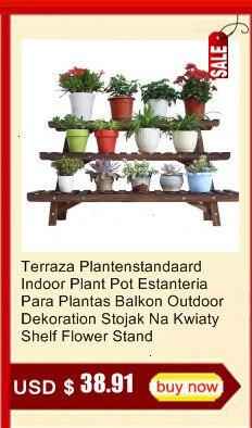 Estanteria Escalera Rak Bunga Mueble Para Plantas Saksi Standi Varanda деревянная полка напольная стойка для растений Dekoration подставка для цветов