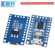 Tablero de sistema STM8S103F3P6 de placa de desarrollo STM8S STM8 de placa de núcleo mínimo nuevo Chip