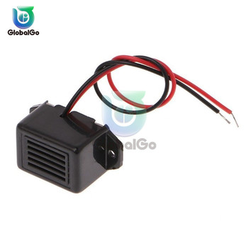 Alarm Buzzer DC 12V 85dB Mini Electronic Alarm Buzzers Constant Tone 25mA DC 12V owlcat buzz sfb 55 dc6 12v high decibel alarm siren security electronic burglar buzzer buzzerphone 55 50mm freeshipping
