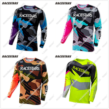 NEW 2020 Motocross Mountain Bike DH downhill Jersey Raider Over bicycle summer sleeveless cycling jersey mx mtb off road