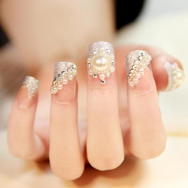 3 couleurs ongles Art conseils gemmes cristal paillettes strass bricolage strass décoration pour Nail Art