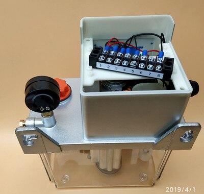 2L 220V AC Bomba de lubricación automática eléctrica Máquina de - Piezas para maquinas de carpinteria - foto 3