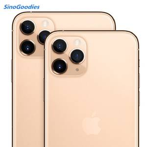 Apple iPhone 11 Pro Max 4gb 64gb 11promax LTE Supercharge Face Recognition 12mp New Dual-Sim-Card