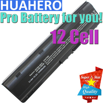 HUAHERO 12cells mu06 Laptop battery for HP Notebook PC 593553-001 Pavilion g4 G6 G7 G32 cq42 593562-001 dm4 dv6 MU09 HSTNN-LB0W gzeele new base for hp for pavilion 17 3 inche g7 2000 g7 2030 g7 2025 g7 2226nr laptop bottom case cover 685072 001 lower shell