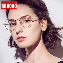 RBROVO Fashion Retro Sunglasses Women Luxury Brand Glasses F