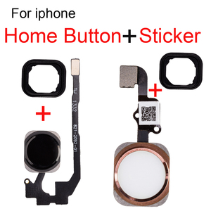 1pcs NEW Home Button with Flex for iPhone SE 5S 6G 6S 7 8 4.7